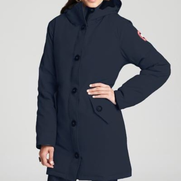 canada goose women's camrose parka coat